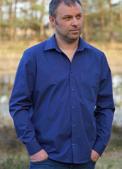 Jensen Button Shirt Sewing Pattern