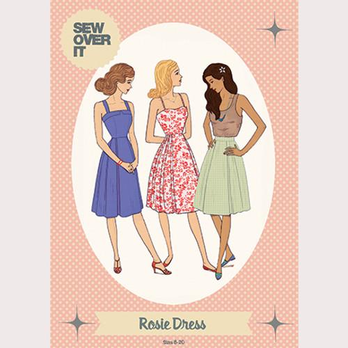 Sew Over It Rosie Dress Pattern