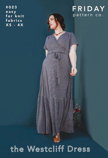 The Westcliffe Dress  Pattern