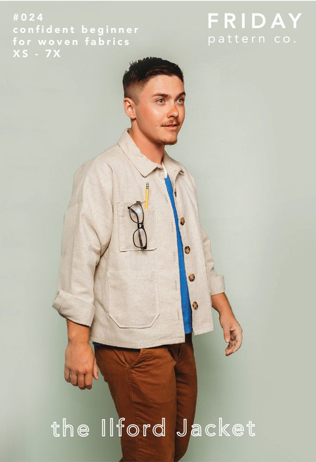The Ilford Jacket Pattern