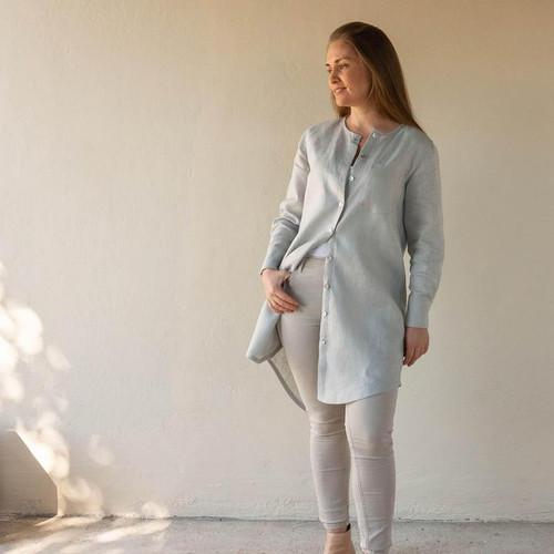 Savannah Shirt Dress Sewing Pattern