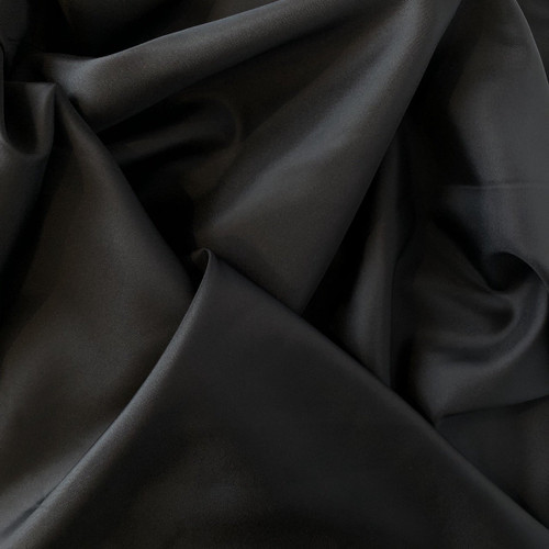 Black Anti-Static Polyester Lining Fabric