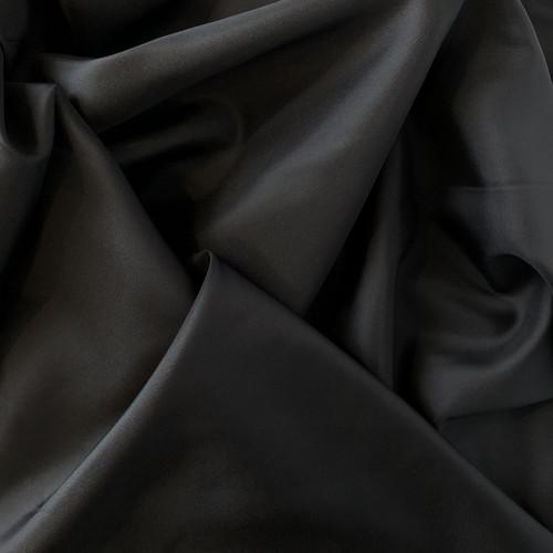 Black Anti-Static Polyester Lining Fabric