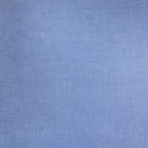Blue Cotton Chambray Fabric