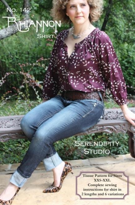 Serendipity Studio Rhiannon Top Pattern