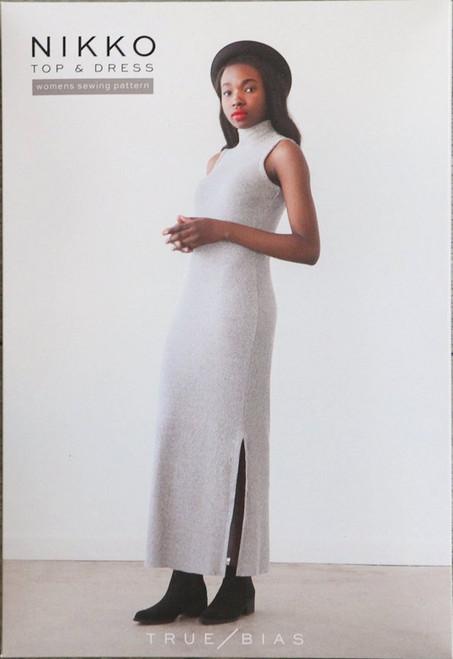 True Bias Nikko Dress Pattern