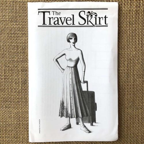 Kathryn Brenne Travel Skirt Pattern