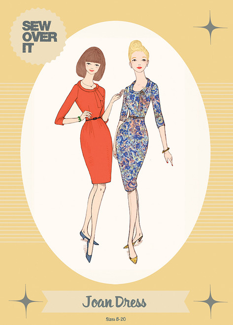 Sew Over It Joan Dress Pattern