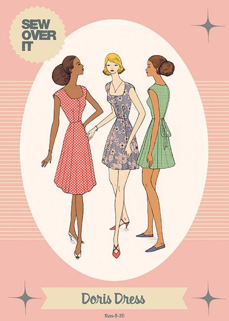 Sew Over It Doris Dress Pattern