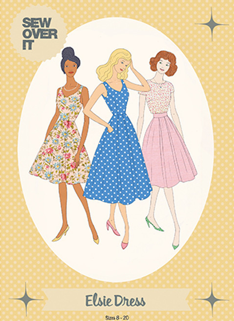 Sew Over It Elsie Dress Pattern