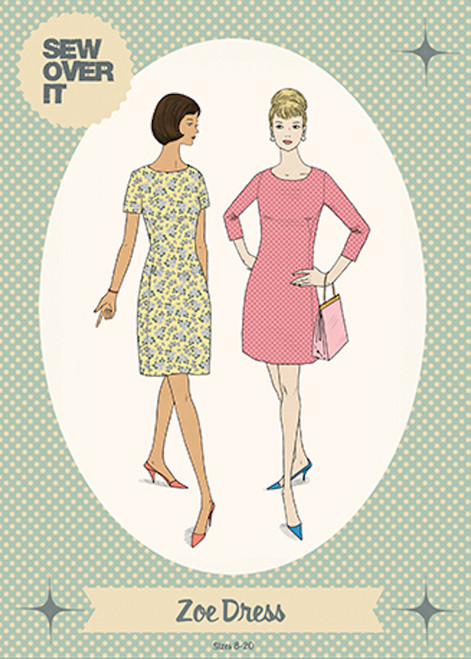 Sew Over It Zoe Dress Pattern