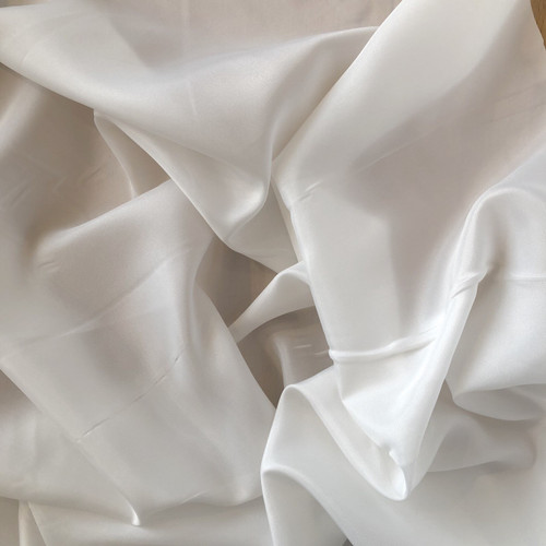 Ivory Anti-Static Polyester Lining Fabric