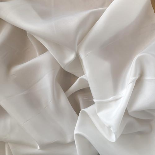 Ivory Anti-Static Polyester Lining Fabric