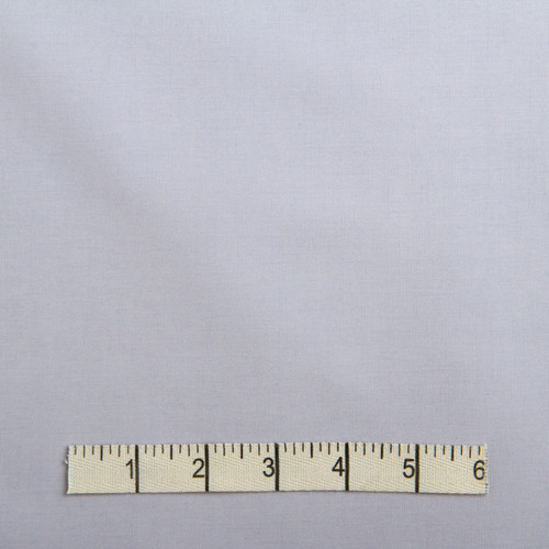 Silver Grey Cotton Poplin Fabric