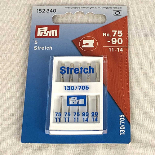 Prym Stretch Machine Needles Assorted Sizes