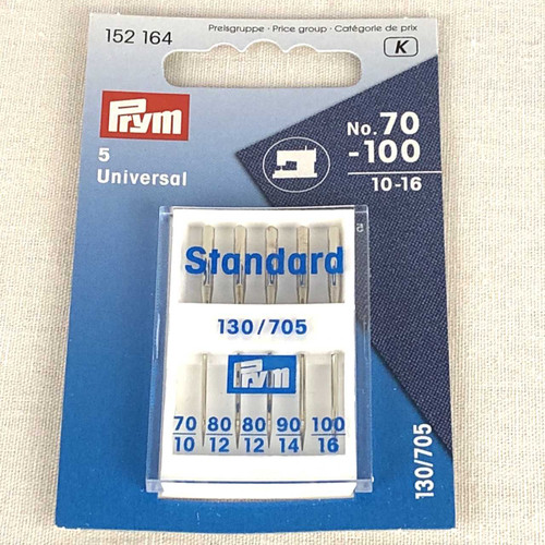 Prym Standard Machine Needles Assorted Sizes