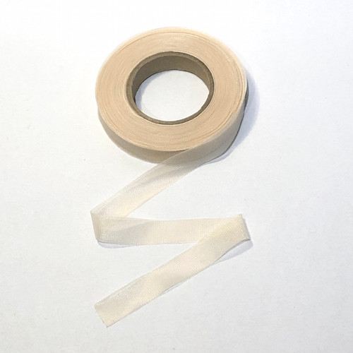 Nude 15mm Tricot Bra Seam Tape