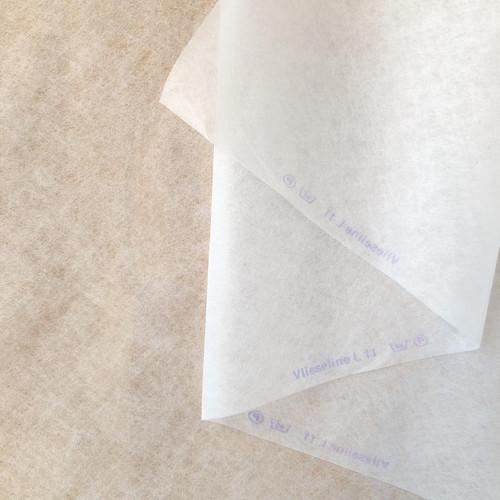 White Vilene L11/310 Non-woven Sew-in Interfacing