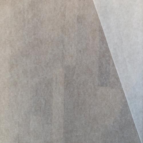White Medium weight Non-woven Iron-on Interfacing