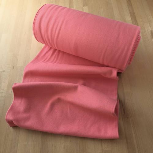 Pink Cuffing Tubular Fabric