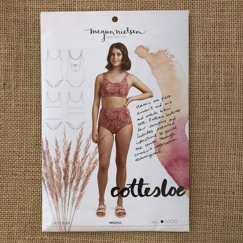 Megan Nielsen Cottesloe Swimsuit Pattern
