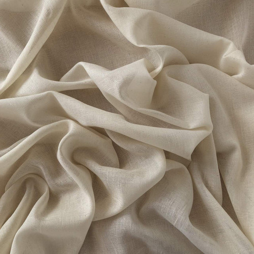Natural Cotton Muslin  Fabric
