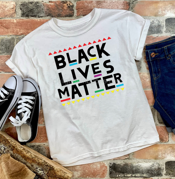 Black Lives Matter Graphic Tee, Youth
