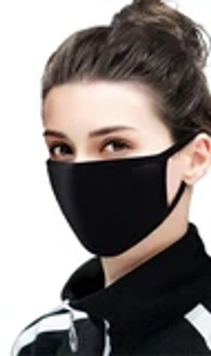 COTTON MASK HEAVY DUTY WITH FILTER (4 LAYER)