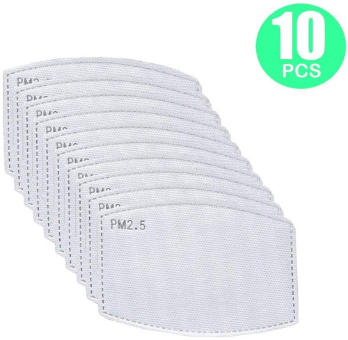 Mask Filter Replacements (10 pack)