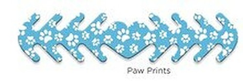 ********MADE IN THE U.S.A********* Reusable Mask Backer, Paw Prints 1 count
