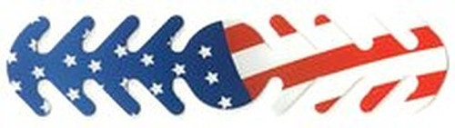 ********MADE IN THE U.S.A********* Reusable Mask Backer, US Flag Circle 1 count