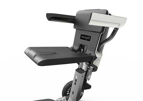 ATTO Foldable Armrests