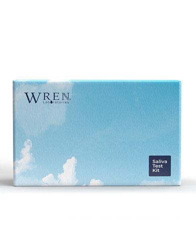 COVID-19 Testing - 5 Saliva Kits for Home collection and Lab PCR testing by WREN