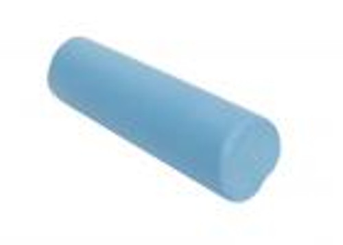 "Foam Cervical Roll - 3.5"" Blue"