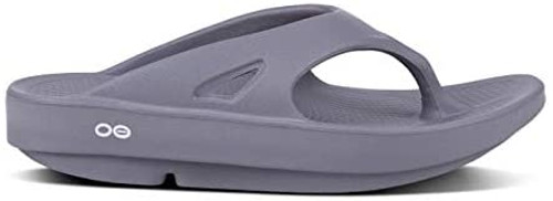 OOFOS - Unisex OOriginal - Post Exercise Active Sport Recovery Thong Sandal - Slate