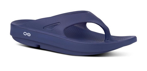 OOFOS - Unisex OOriginal - Post Exercise Active Sport Recovery Thong Sandal - Navy