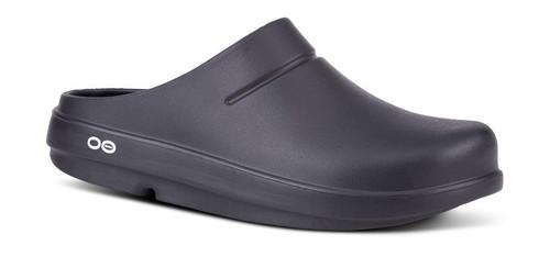 OOFOS Unisex OOCloog Clog Shoe - Black