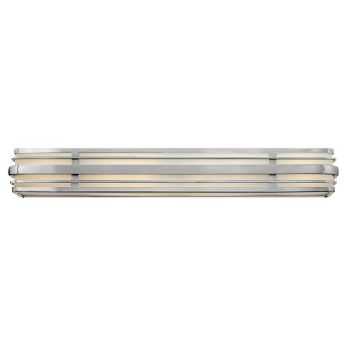 "Hinkley Lighting 5236BN 6 Light 37.25"" Width Bathroom Bath Bar from the Winton Collection"