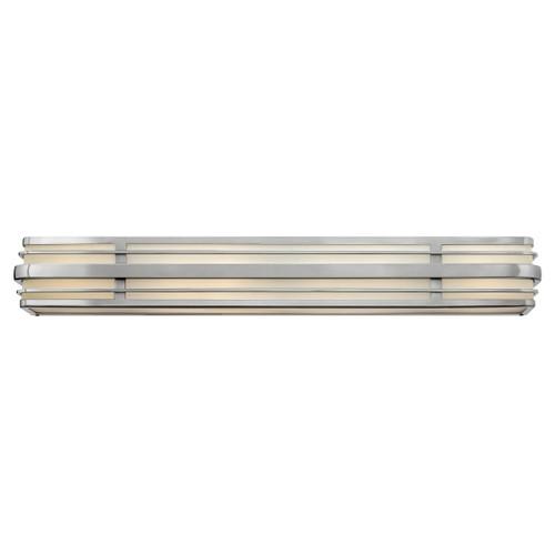 "Hinkley Lighting 5236BN 6 Light 37.25"" Width Bathroom Bath Bar from the Winton Collection"