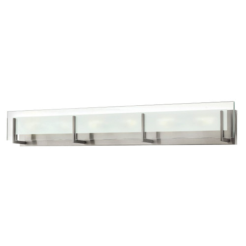 Hinkley Lighting 5656BN-LED2 6 Light LED Vanity Light From the Latitude Collection
