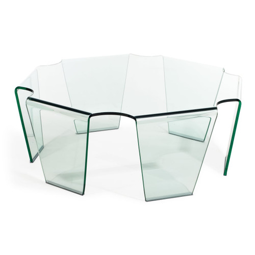 Zuo Modern 404083 Circuit Coffee Table
