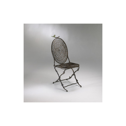 "Cyan Design 01560 39.5"" Bird Chair"