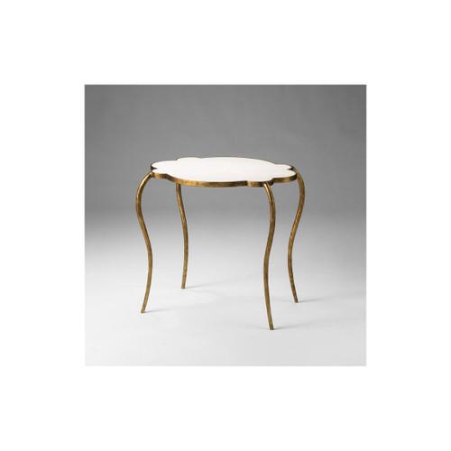 "Cyan Design 03039 28"" Flora Side Table"