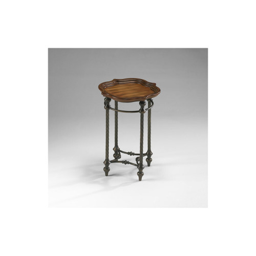 "Cyan Design 04096 26.25"" English Oval Side Table"