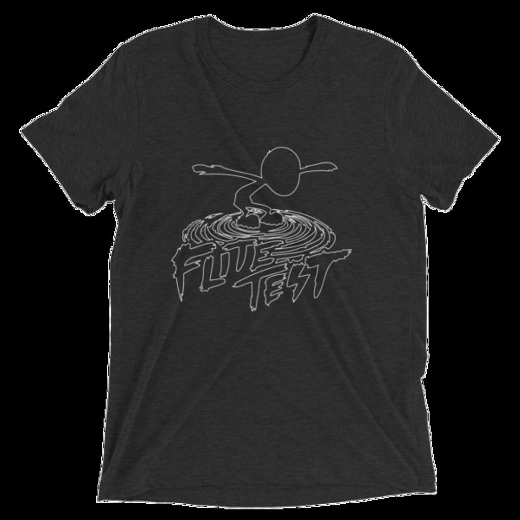 Flite Test Outlined Short sleeve t-shirt
