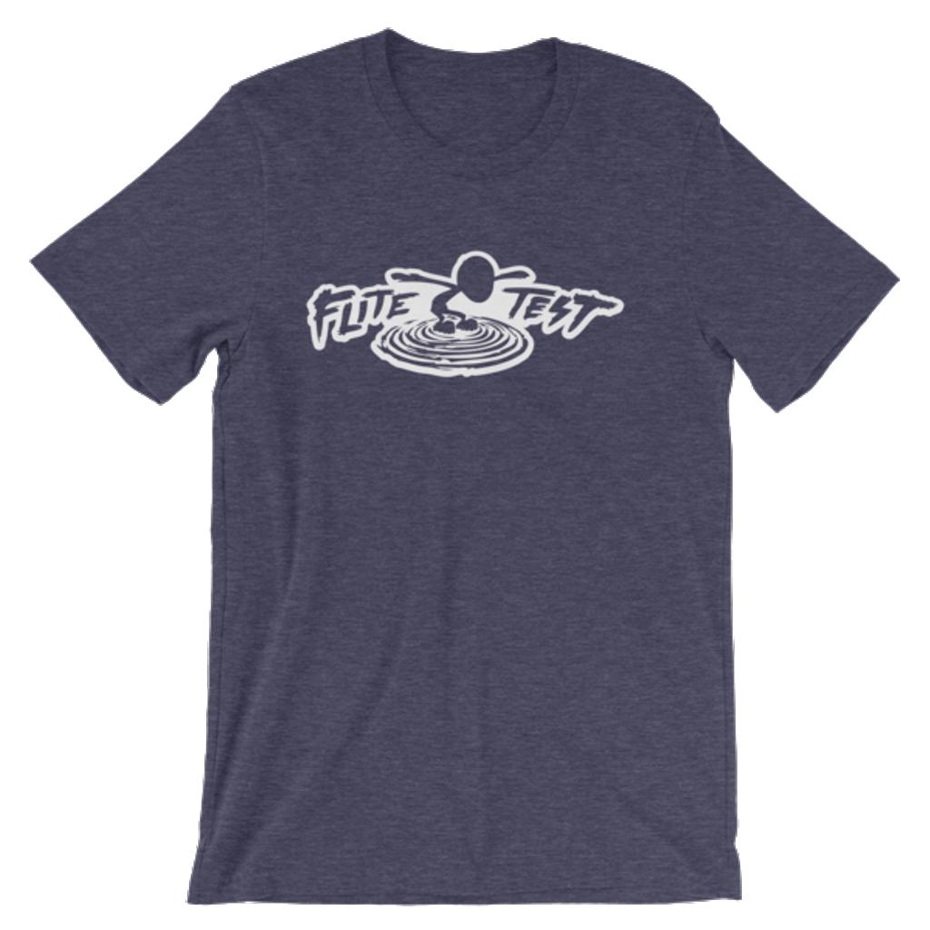 Classic Flite Test Short-Sleeve Unisex T-Shirt