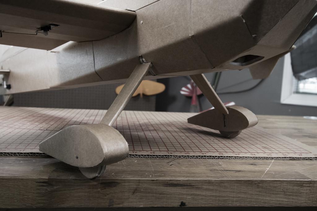 FT Edge Landing Gear KIT