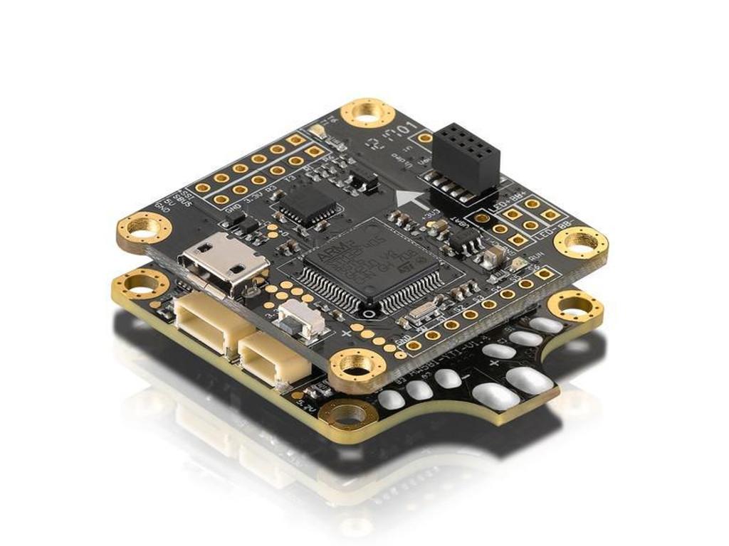 Hobbywing XRotor F4 Micro Stack FC + ESC (r)