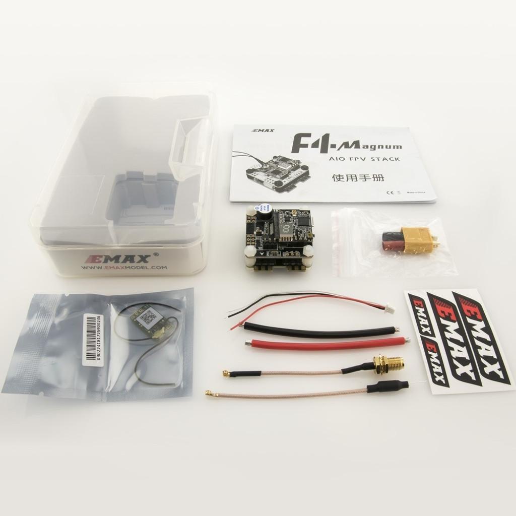 EMAX F4 Magnum AIO FC+ESC+VTx+Rx FPV Stack (r)