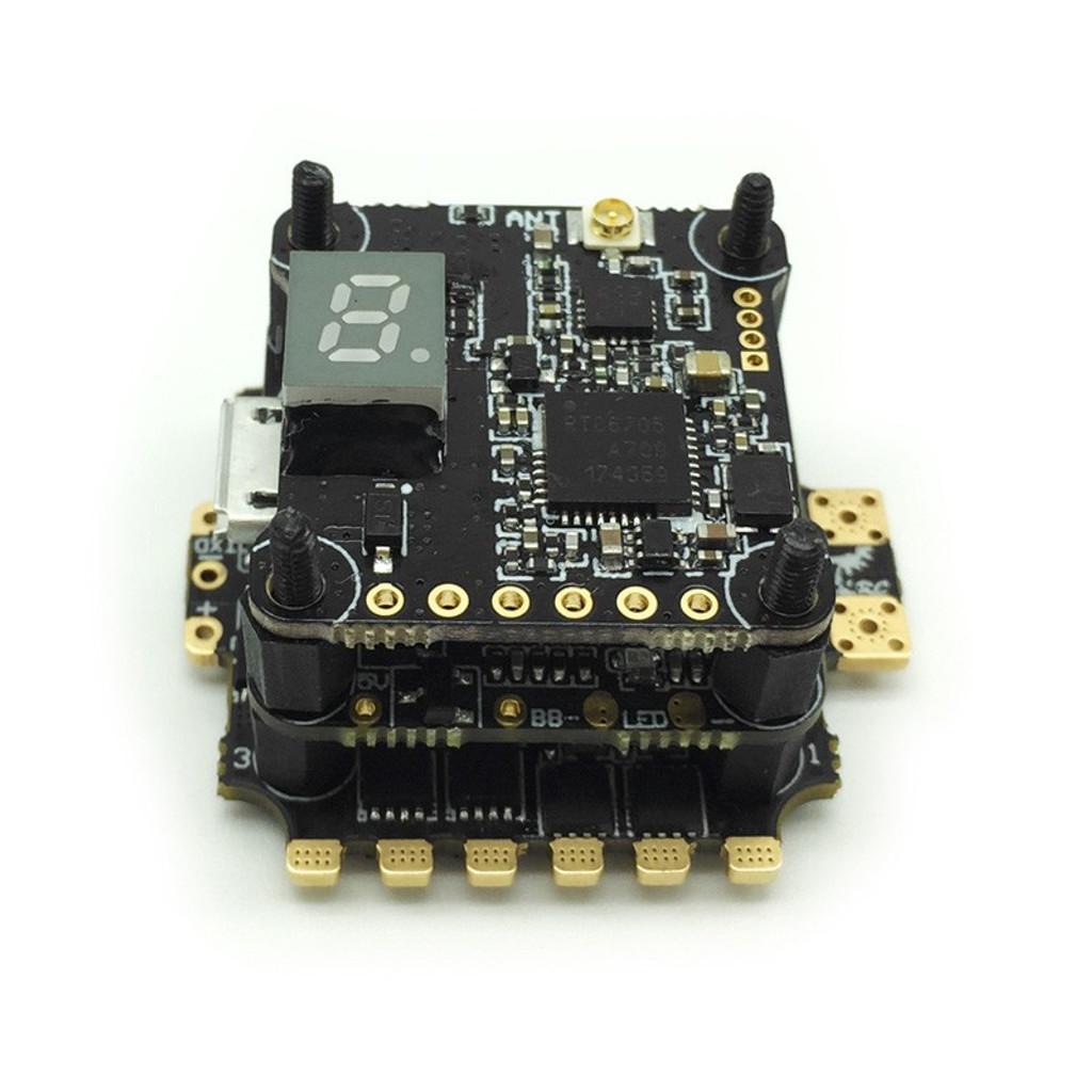 HGLRC XJB F440 TX2.0 V2 Stack (r)